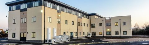 HEALTHCARE: NEW BUILD, EXTENSION & REFURBISHMENT